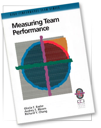 The Bader Group: Books: Measuring Team Performance